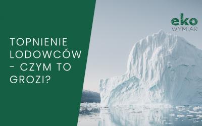 Topnienie lodowców – czym to grozi?