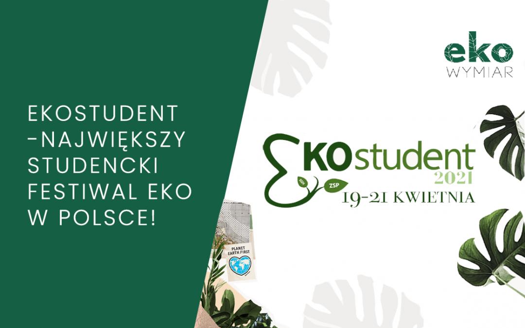 EKOstudent – Największy studencki festiwal EKO w Polsce!